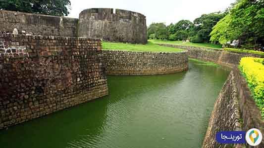 قلعه پالاکاد کرالا