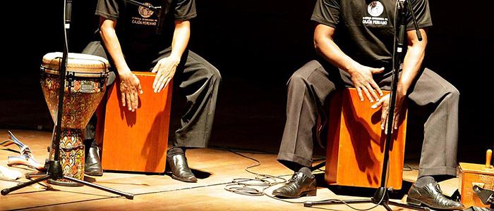 La música criolla es una mezcla de culturas