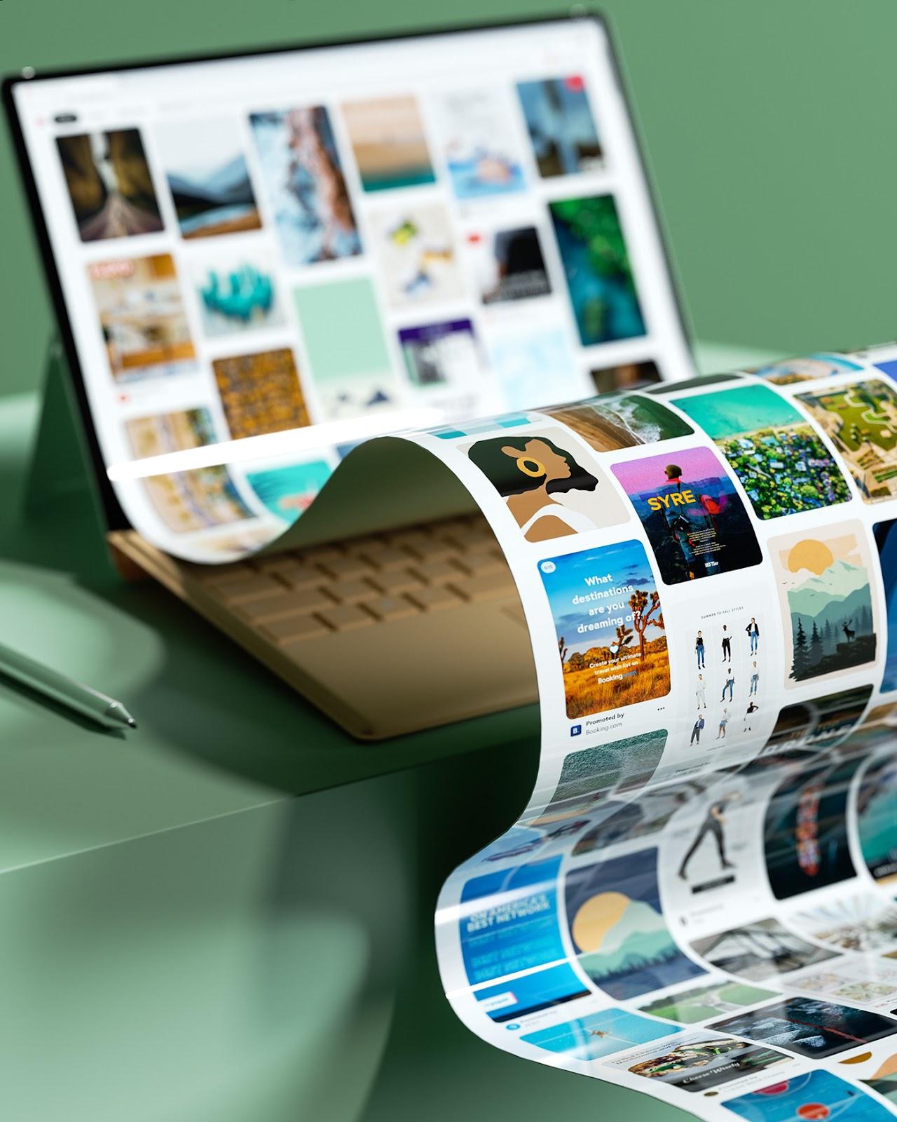 Image may contain: screenshot, indoor and printer