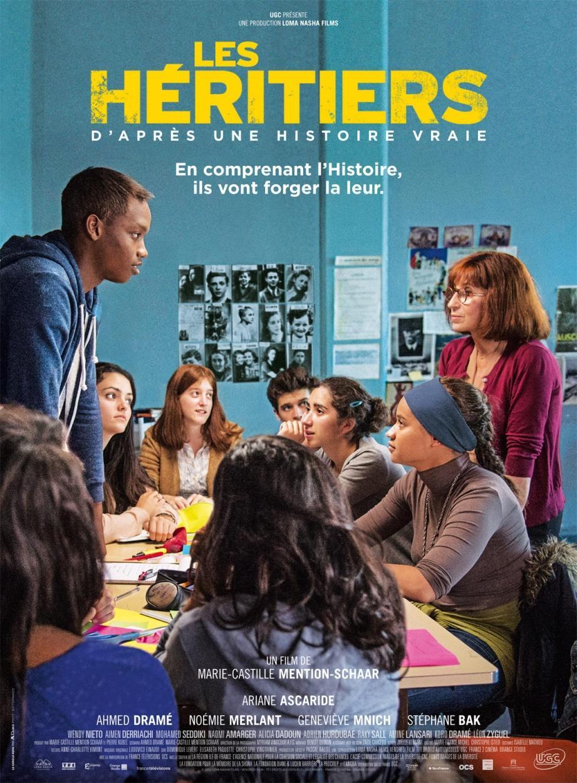 نتيجة بحث الصور عن Les Héritiers poster