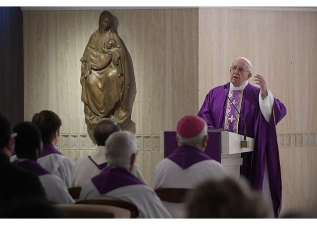 Đức Thánh Cha: 'có đức tin tức là sống cuộc đời của chúng ta với niềm vui'