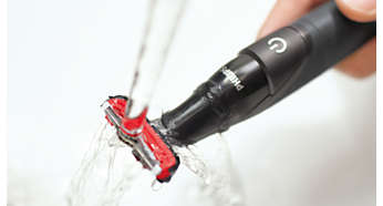 Łatwość czyszczenia imożliwość używania pod prysznicem