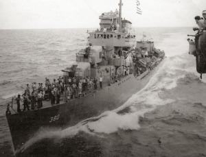 USS Gridley