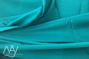 vải lụa tơ tằm bảo lộc màu xanh nhẹ