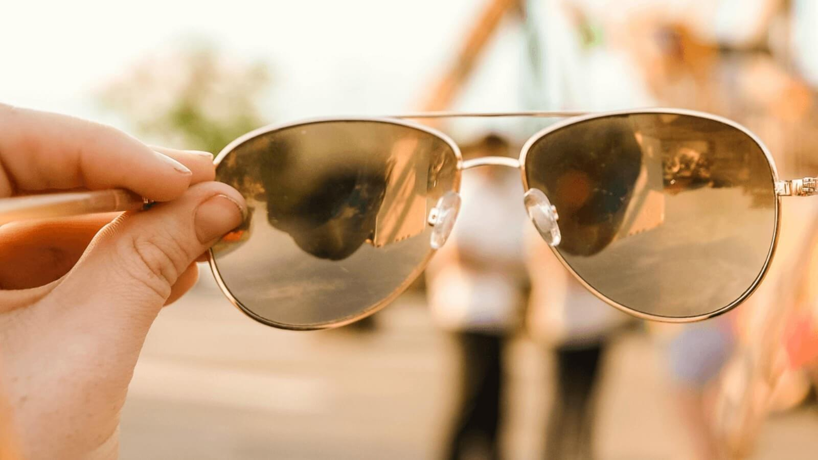 How easy is buying Prescription sunglasses online?