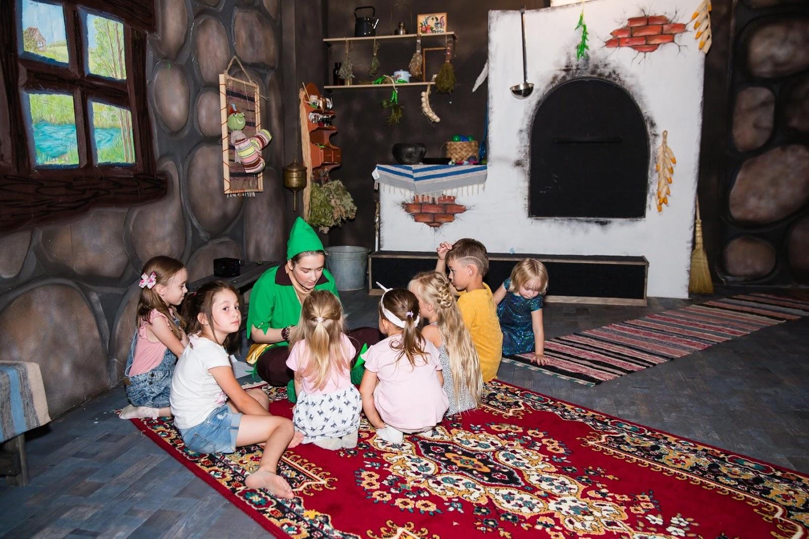 развлечения в казани для детей в каникулы