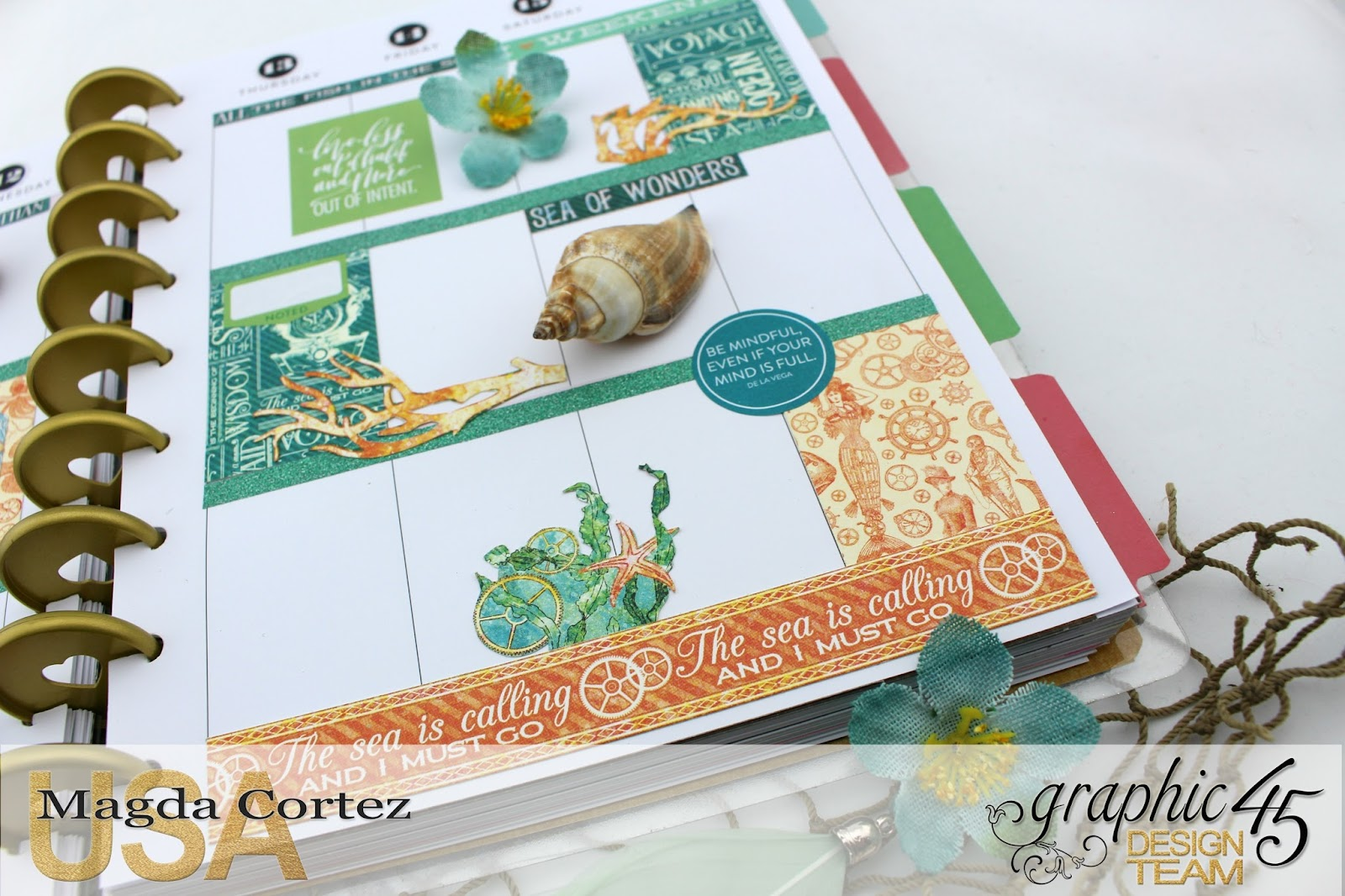 My JULY G45 Planner, Voyage Beneath the Sea By Magda Cortez, Product by G45, Photo 12 of 20.jpg