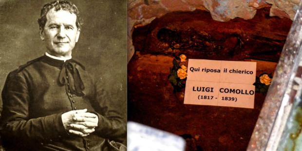 ST JOHN BOSCO LOUIS COMOLLO