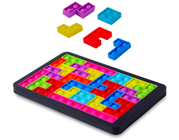 Pop It in versione tetris-2