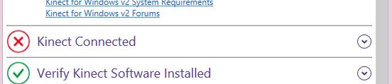 KinectHardwareVerifier