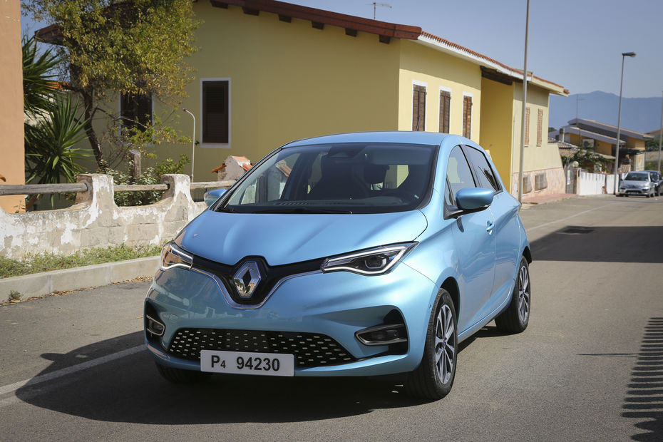 Renault Zoé : LA voiture électrique