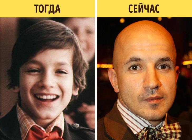 Как изменились актеры наших любимых сказок, которые мы смотрели в детстве - Егор Дружинин