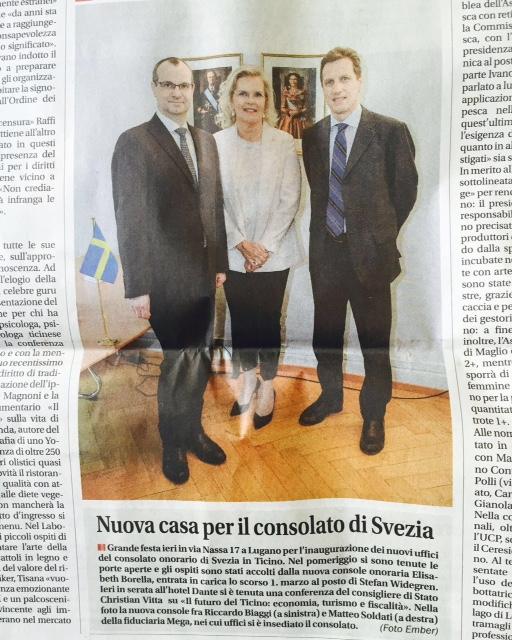15. Tidning, corriere del ticino, 27.04.2016.JPG