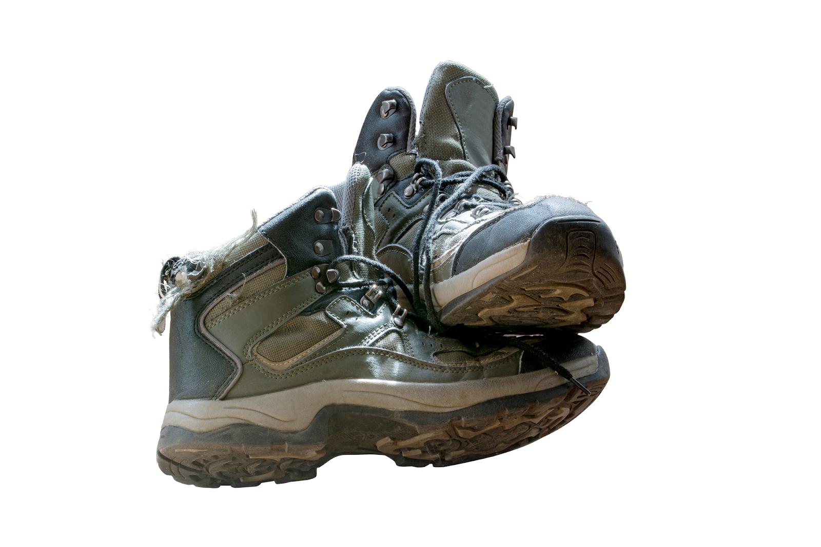 Half-hoog tot hoge wandelschoenen, categorie A/B, B