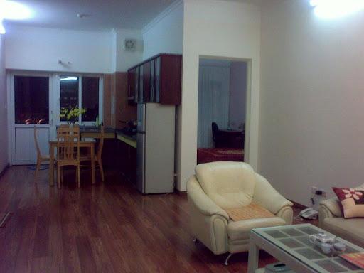 Nên thuê căn chung cư gần cơ quan để tiện đi lại