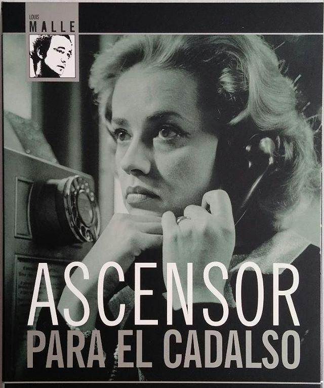 Ascensor para el cadalso (1957, Louis Malle)