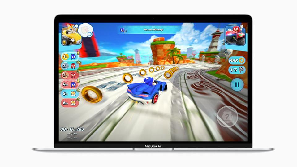 cấu hình Macbook Air 13 2020 256GB