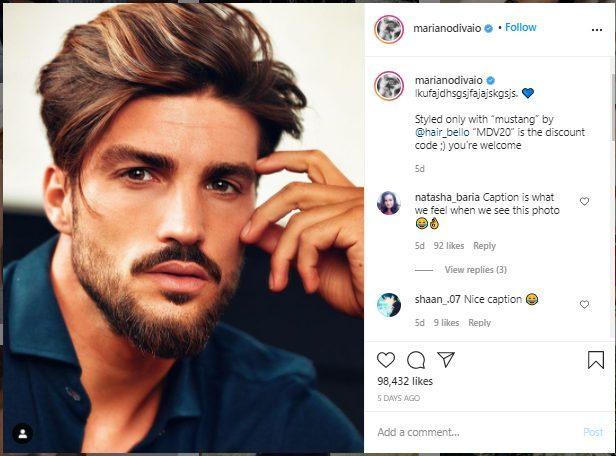 affiliate marketing on Instagram example
