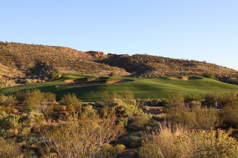 coral canyon golf course homes