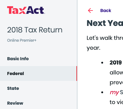 filing cryptocurrency taxes using taxact