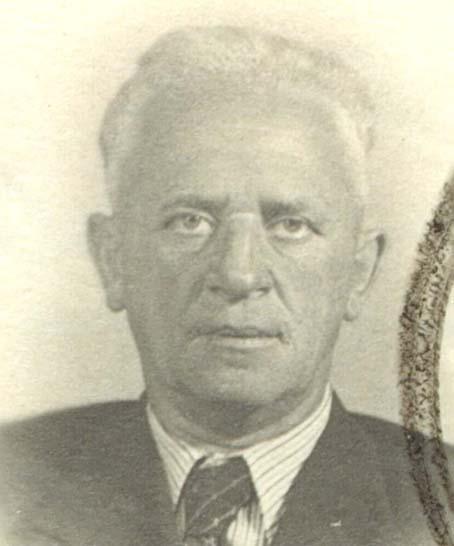 Альтшуллер Исаак Константинович  (1903 — после 1971) — сотрудник органов госбезопасности, полковник (1945).