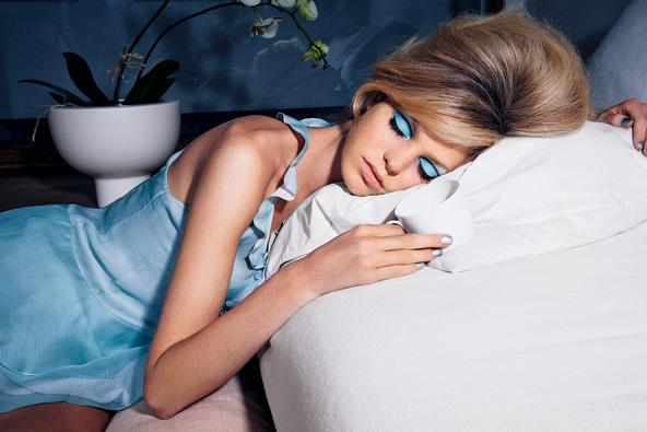 Should you sleep in your makeup?