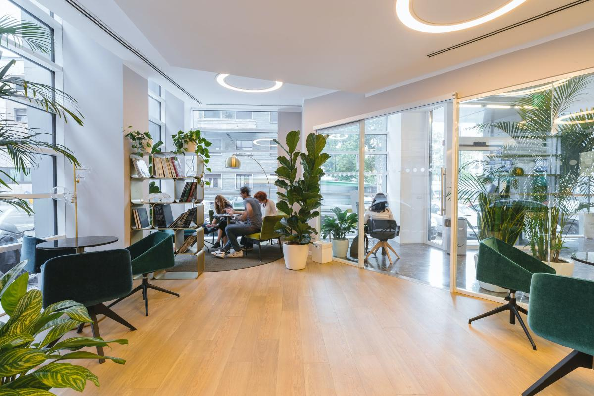 How to Boost Employee Wellbeing Through Interior Design
