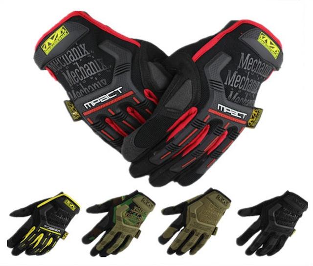 Găng tay moto từ thương hiệu Mechanic được thiết kế rất tinh tế