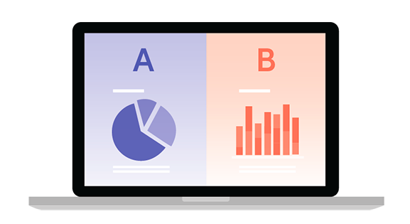 Increase conversions rates with A/B testing