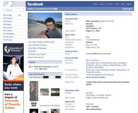 facebook new look how to change