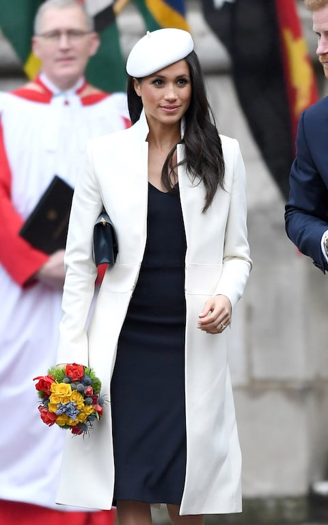 How Meghan Markle's style evolved into a look that is ready for ...