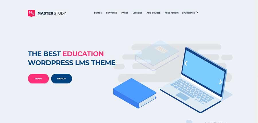 Masterstudy LMS - Xyzor