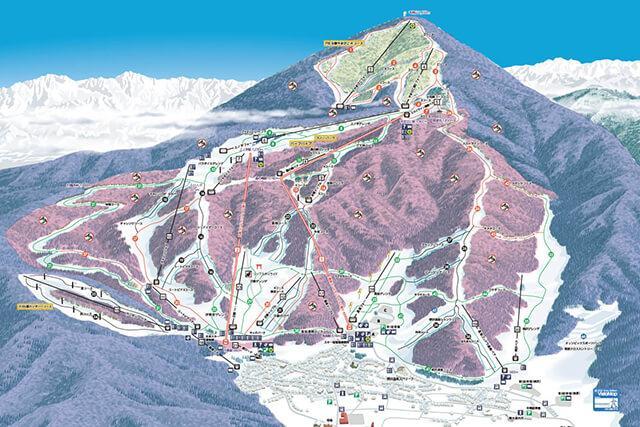 Kết quả hình ảnh cho 野沢温泉スキー場