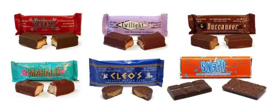 Go Max Go chocolate bars