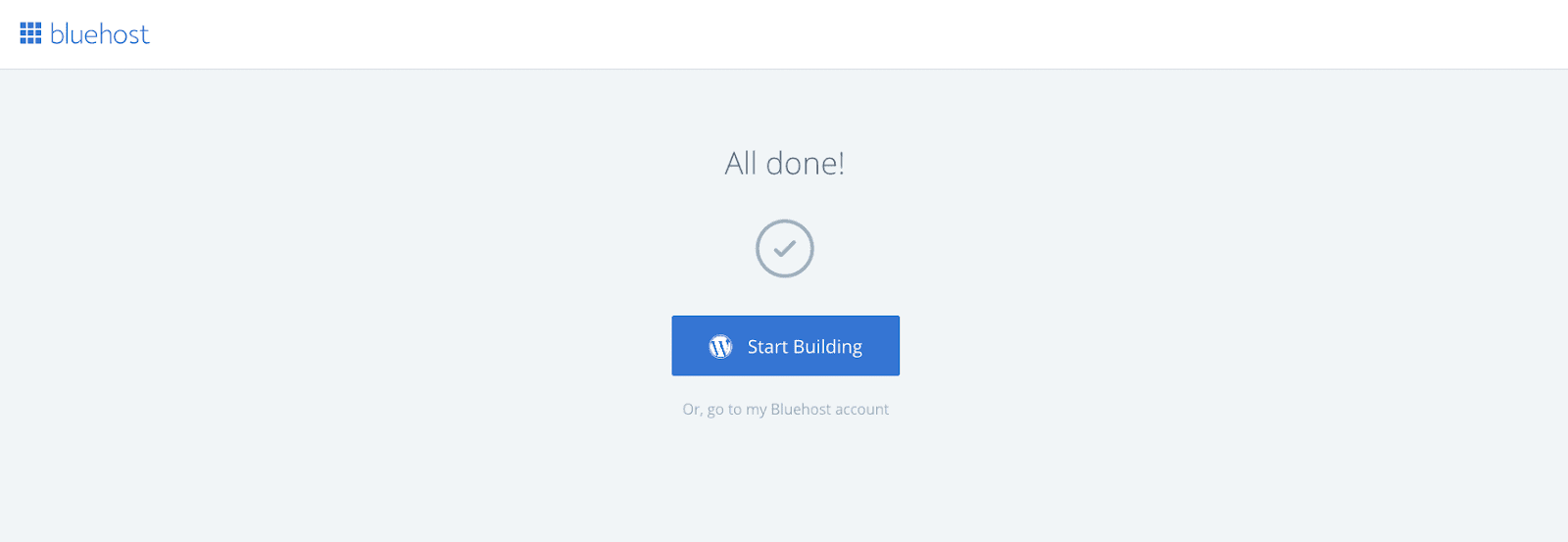 How To Start A Blog On BlueHost? All Done