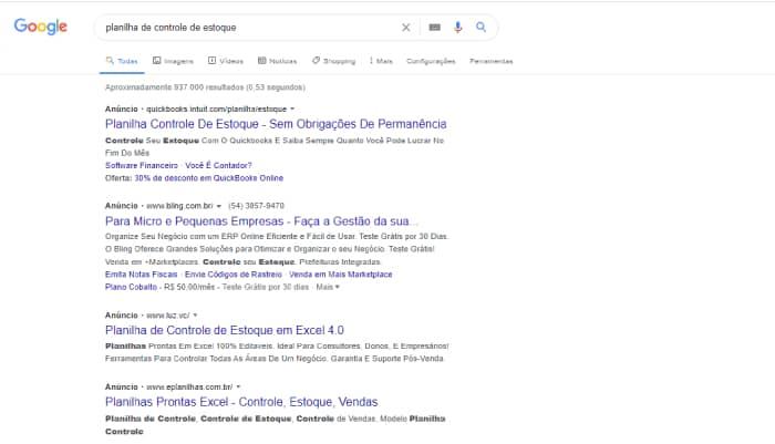 O que é rede de display google