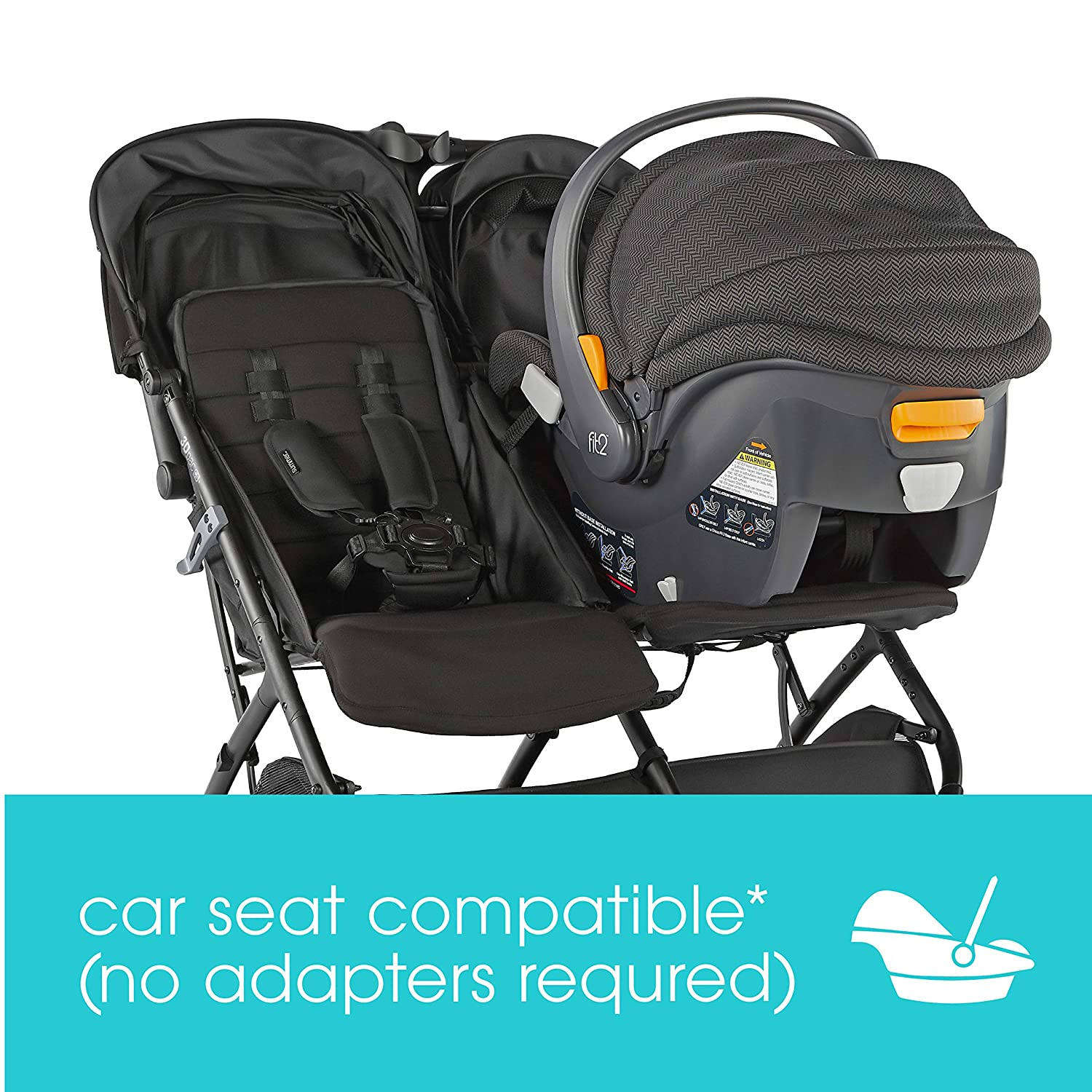 Summer Infant 3D Pac CS+ Double Stroller Review