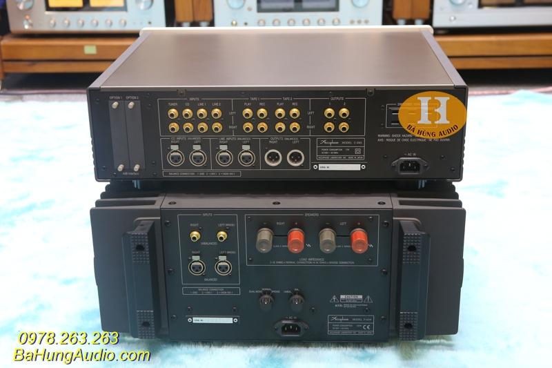 Bộ khuếch đại âm thanh C265 chất lượng cao
