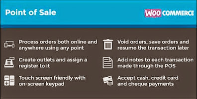 Point of Sale WooCommerce Plugin