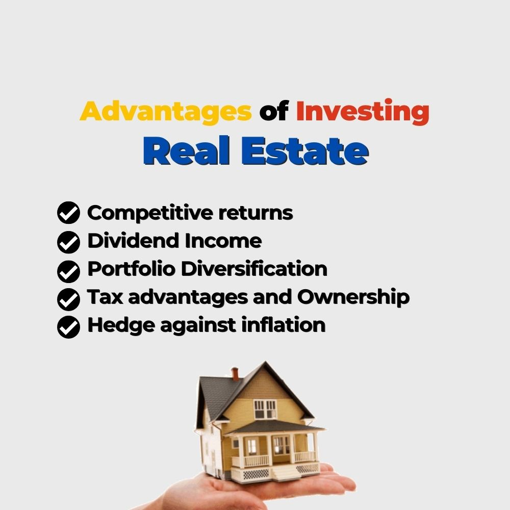 Advantages of Investing Real Estate- Filipino Homes
