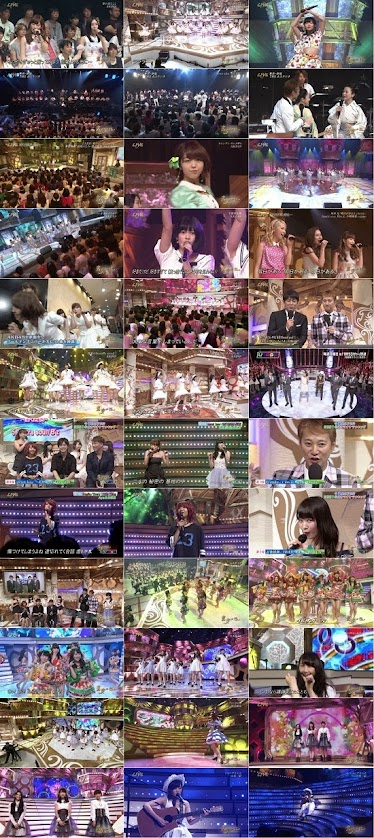 (TV-Music)(720p) AKB48G Nogizaka46 (All Part) – 音楽の日 2014 140802