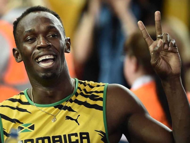 Usain Bolt dominant in his sport