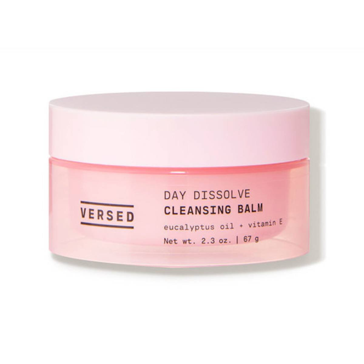 Versed  Day Dissolve Cleansing Balm ($18)