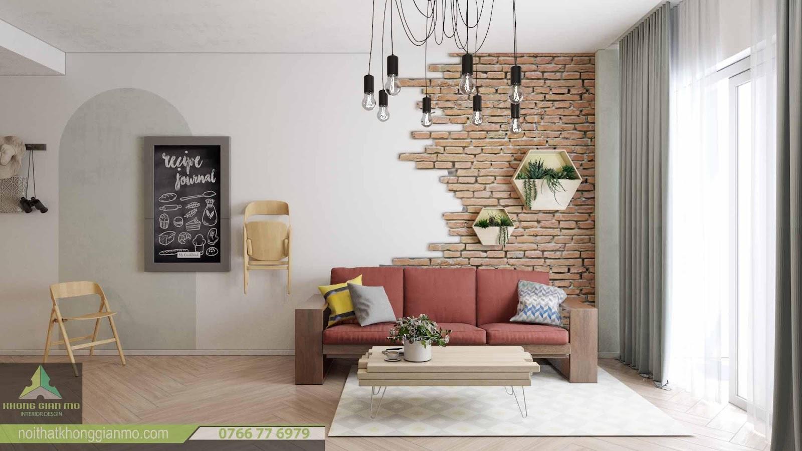 Lựa chọn thiết kế nội thất đơn giản