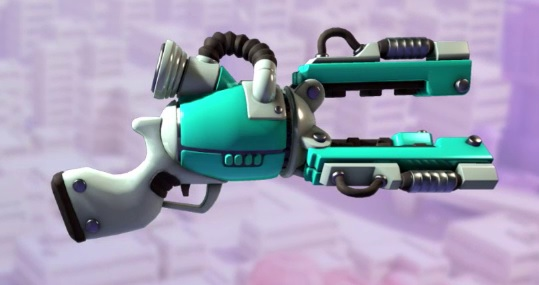 Worms Rumble Plasma Blaster