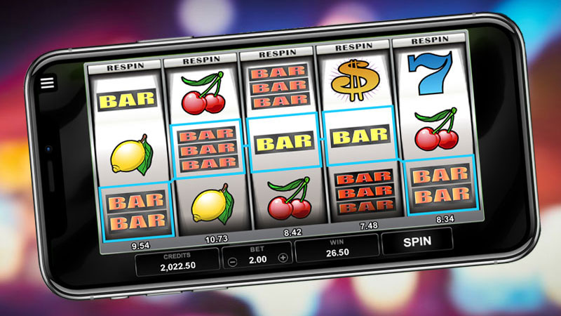 Winning Online Slot Machine