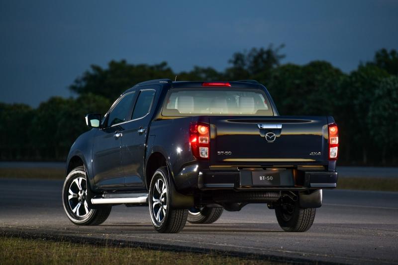 สรุปรถยนต์ : Mazda BT-50 Double Cap