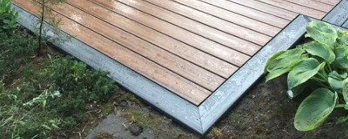 pros and cons of decking