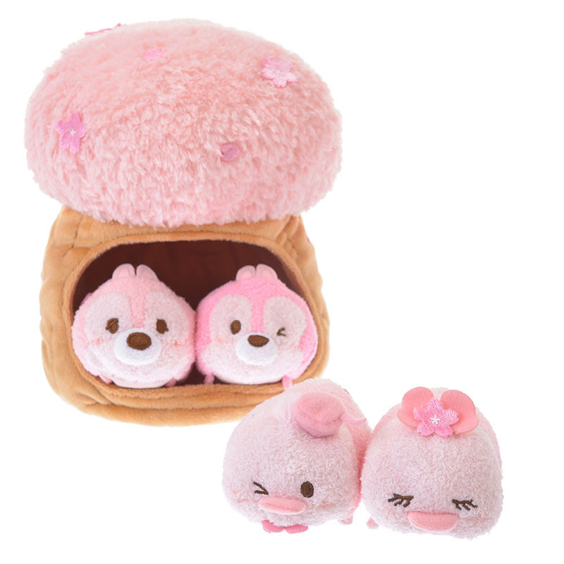 日本, 粉紅, tsumtsum, 櫻花