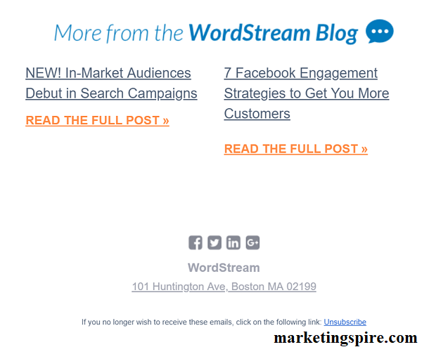 Social Media Marketing Tips - Marketingspire